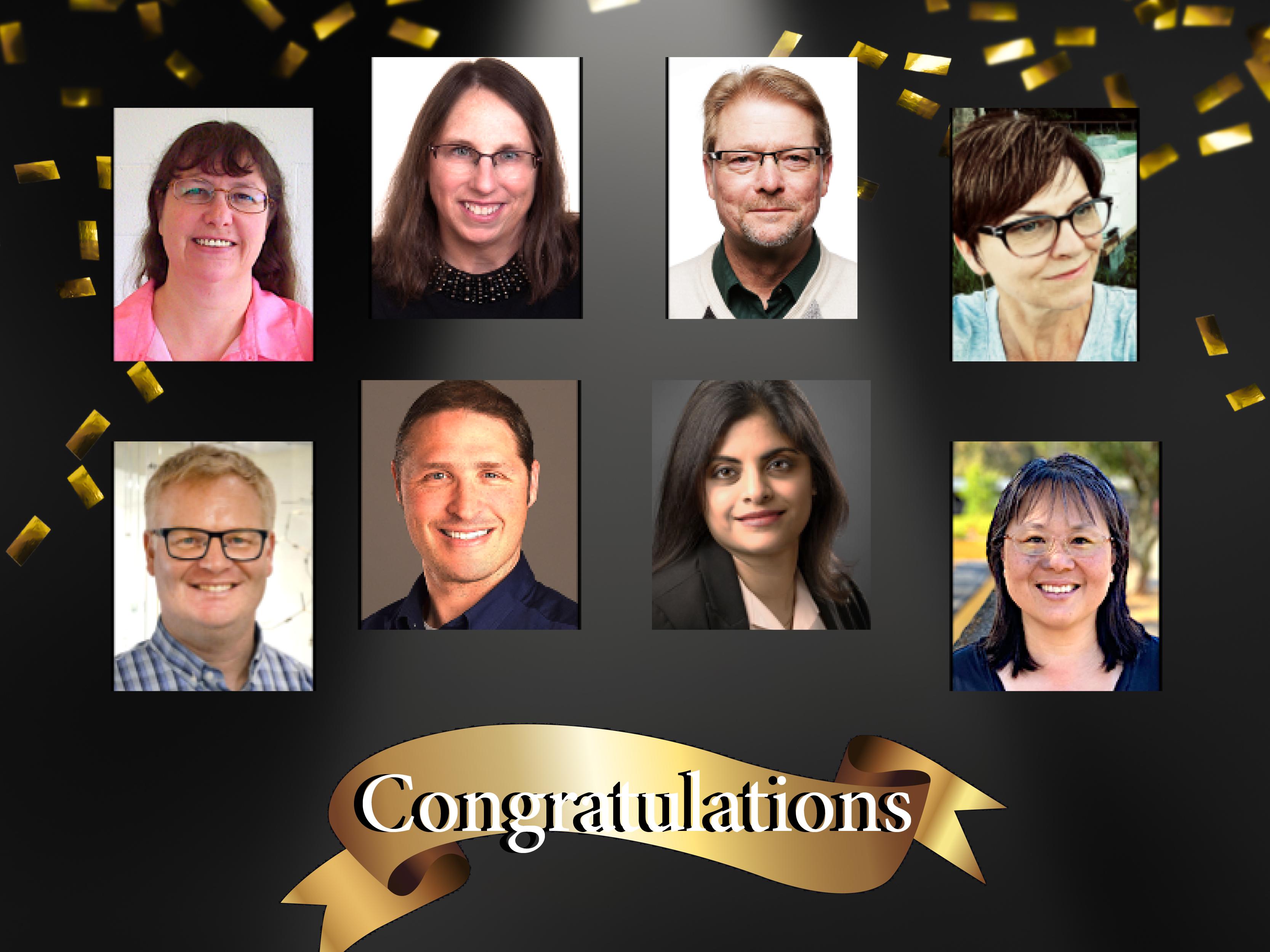 Congratulations to the 2021 Mentor Fellows & Co-Mentors